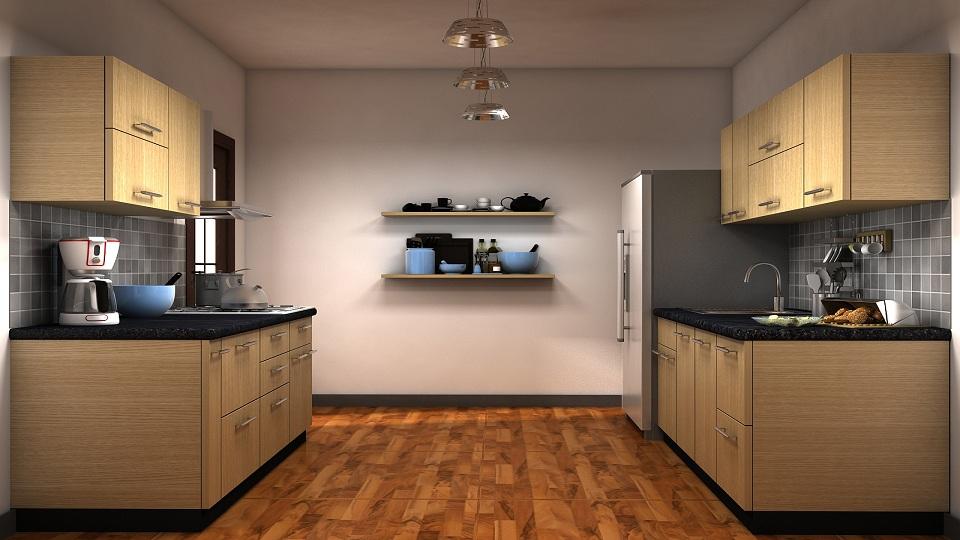 Parallel Kitchen Design Ideas ~ Parallel shaped modular kitchen designs